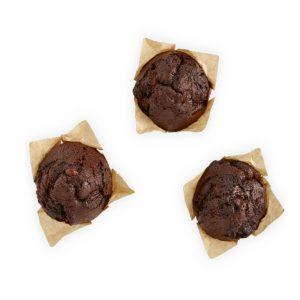 Bio Muffin Chocolade