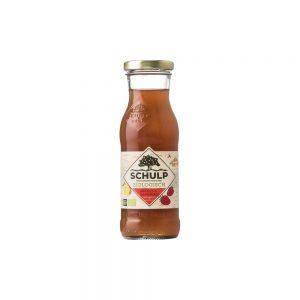 BIO Schulp Appel & Aardbeien, 200 ml