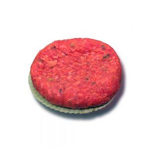 Runderhamburger, circa 120 gram